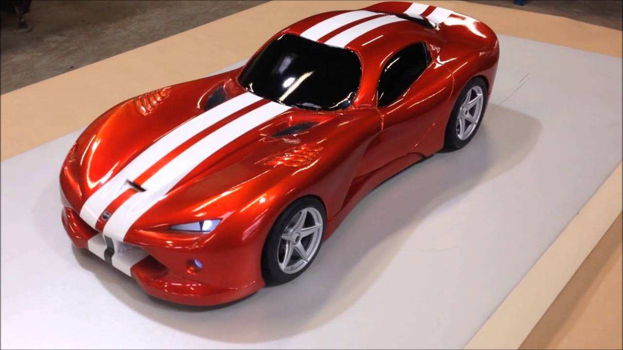 34 The Best 2020 Dodge Viper Concept New Model And Performance