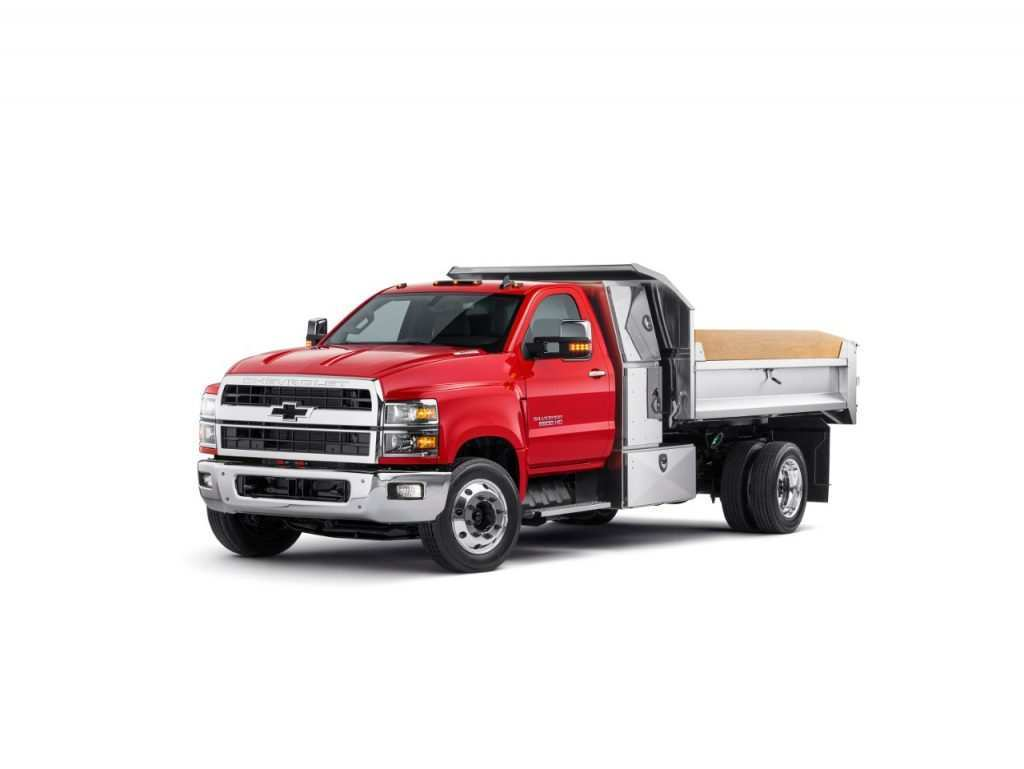 34 The Best 2020 Gmc 5500 Redesign