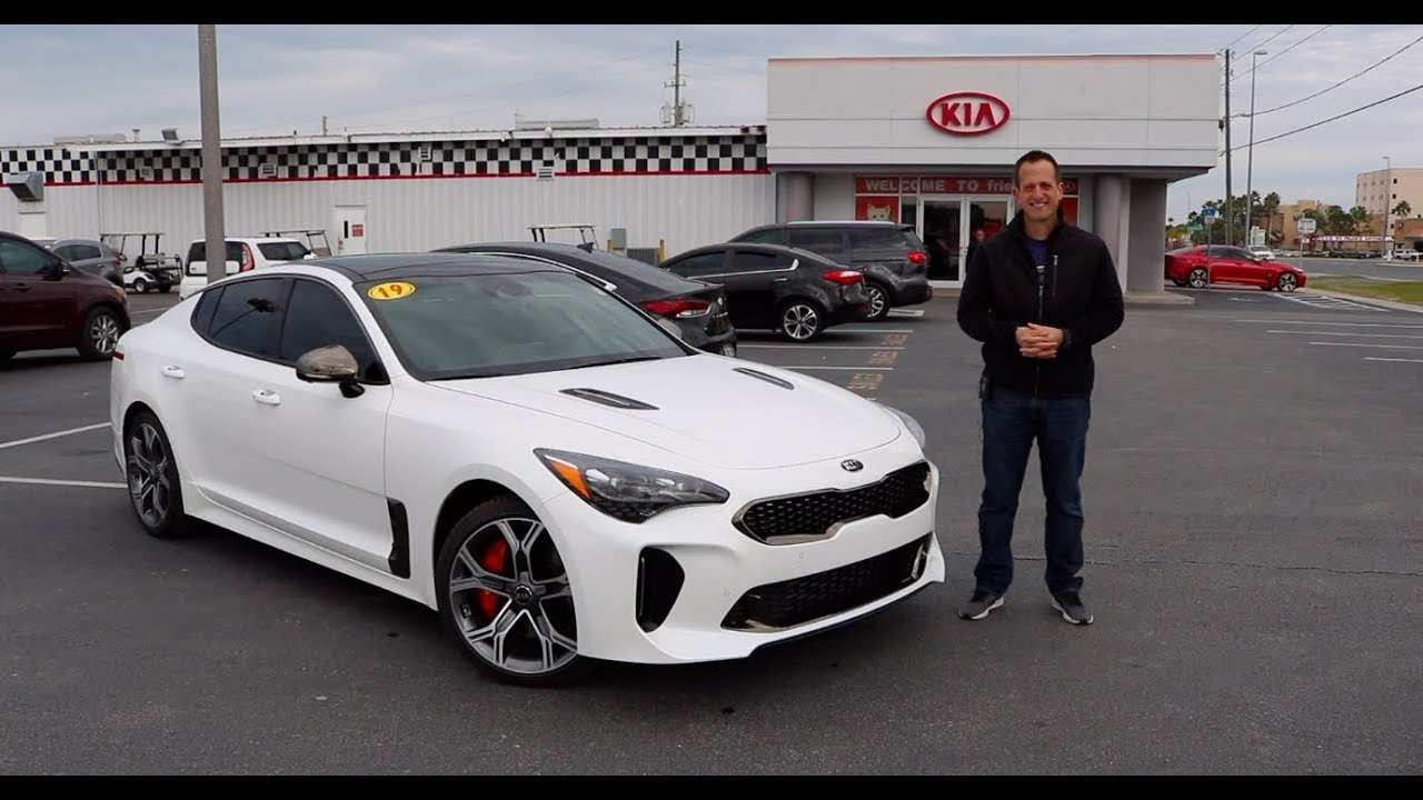35 A 2020 Kia Stinger Gt2 Concept And Review