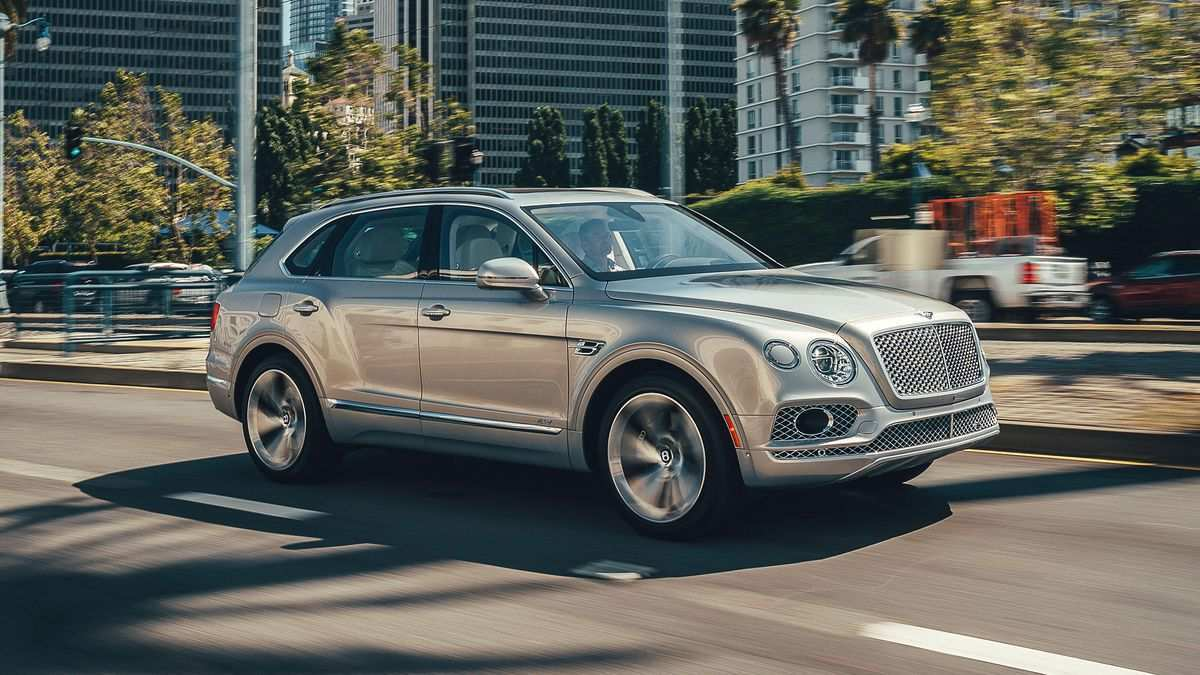35 All New 2020 Bentley Suv Concept And Review