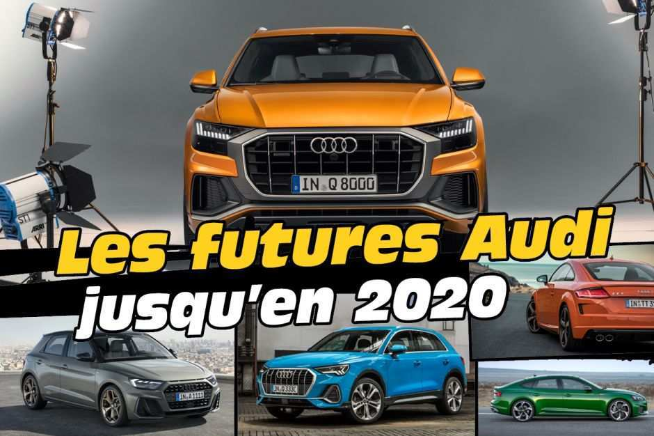 35 All New Audi Voiture 2020 Concept And Review