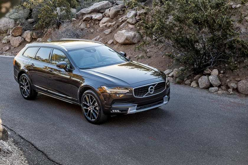 35 All New Volvo V90 Cross Country 2020 History