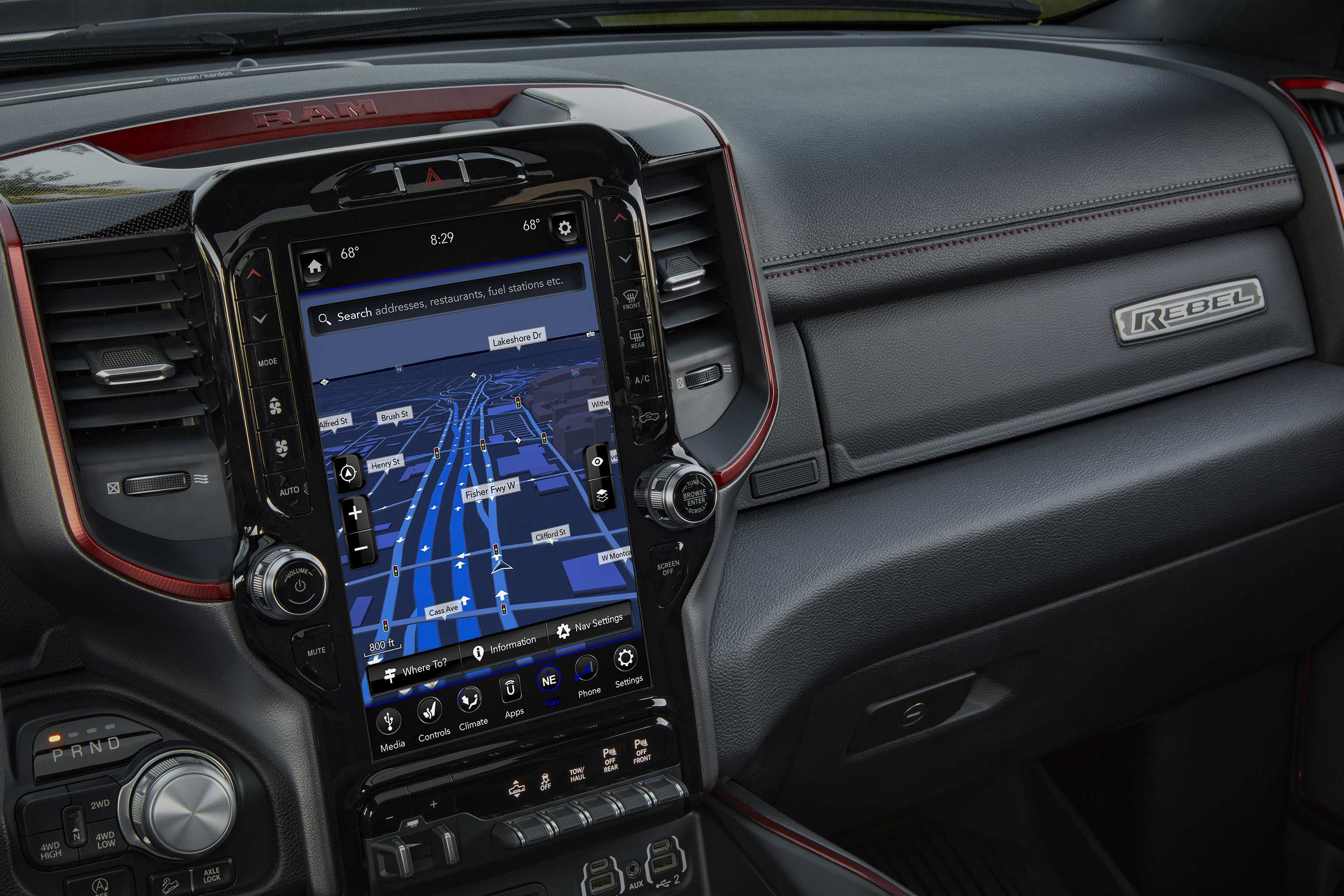 35 Best 2019 Dodge Touch Screen Images