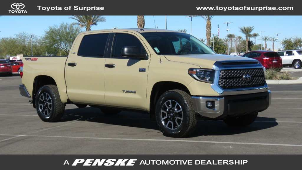 35 Best 2019 Toyota Tundra Truck Configurations