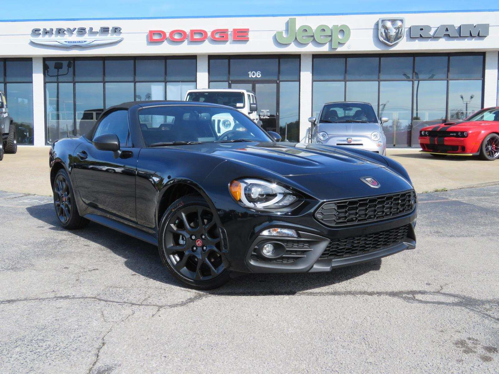 35 The 2019 Fiat Abarth 124 Spider Prices