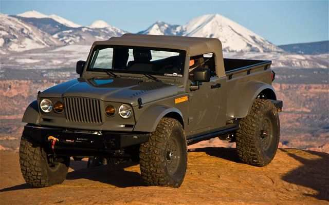 35 The 2019 Jeep Comanche Redesign And Concept