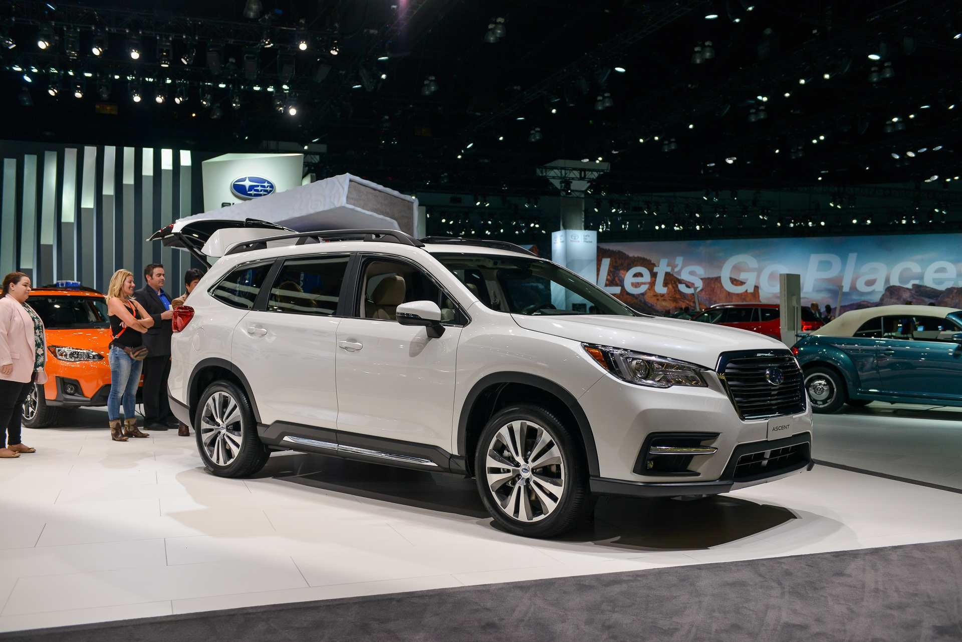 35 The Best 2019 Subaru Ascent Release Date Wallpaper