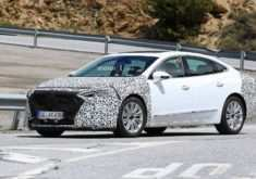2020 Buick Lacrosse Refresh,