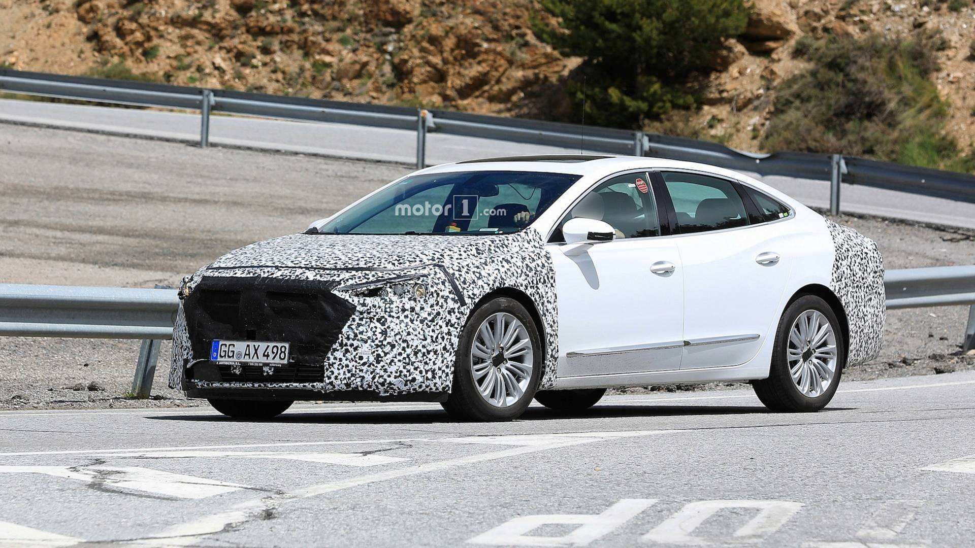 35 The Best 2020 Buick Lacrosse Refresh Spy Shoot