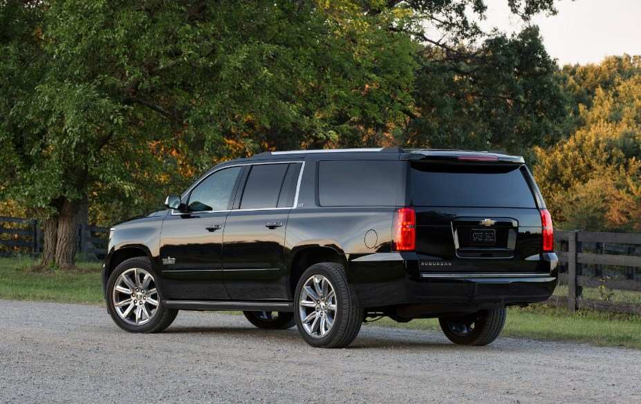 35 The Best 2020 Chevrolet Suburban Redesign Redesign And Review