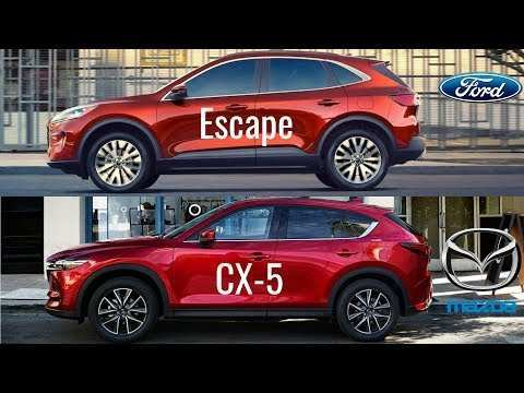 35 The Best 2020 Ford Escape Mazda Cx 5 Speed Test
