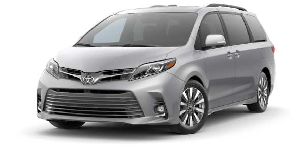 35 The Best 2020 Toyota Van Concept And Review