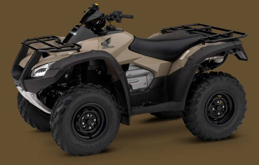 35 The Best Honda Rincon 2020 New Review