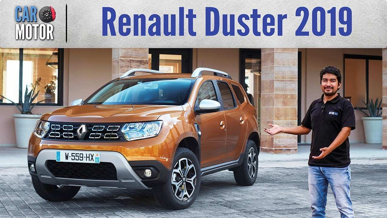 35 The Best Renault Duster 2019 Colombia Exterior And Interior