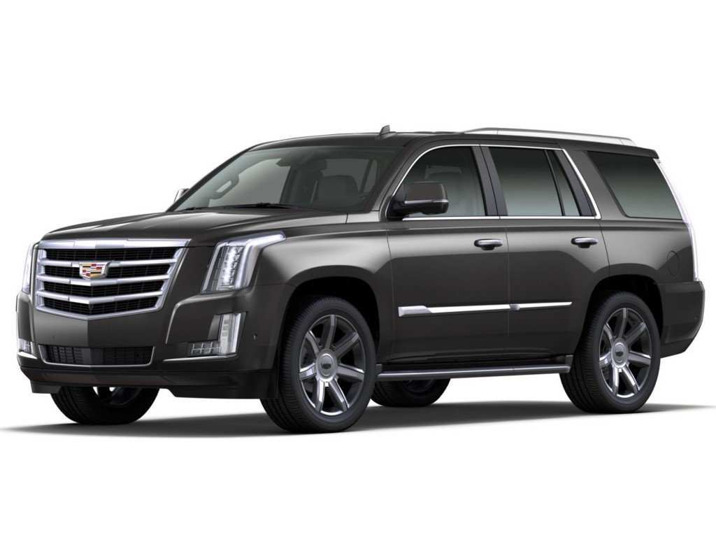 36 A 2020 Cadillac Escalade Ext Picture
