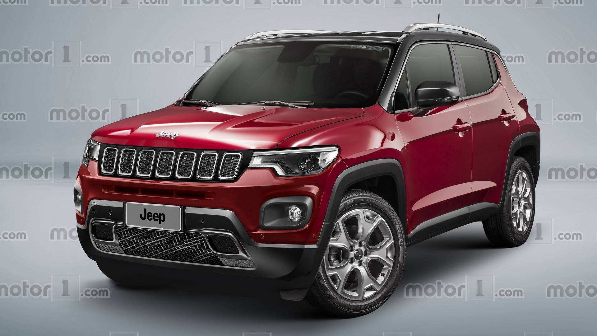 36 A Jeep New Suv 2020 Rumors