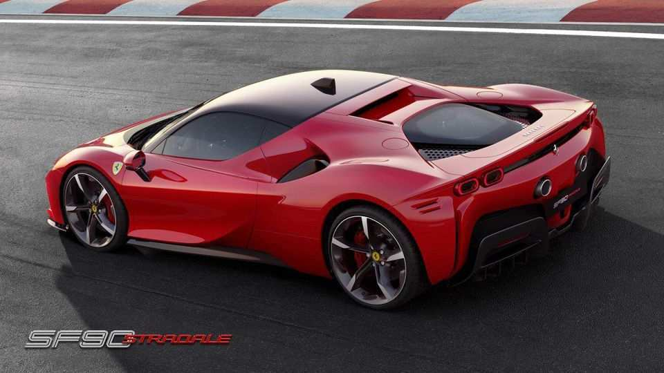 36 All New 2019 Ferrari Hybrid New Concept