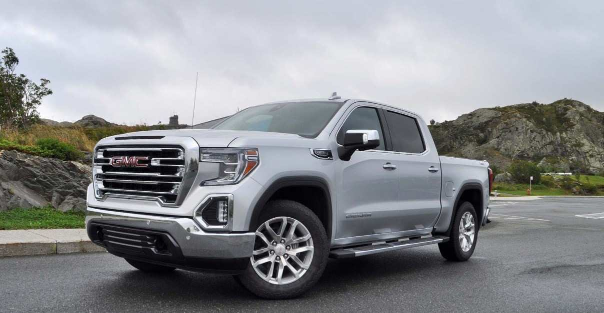 36 All New 2019 Gmc 1500 Release Date Concept
