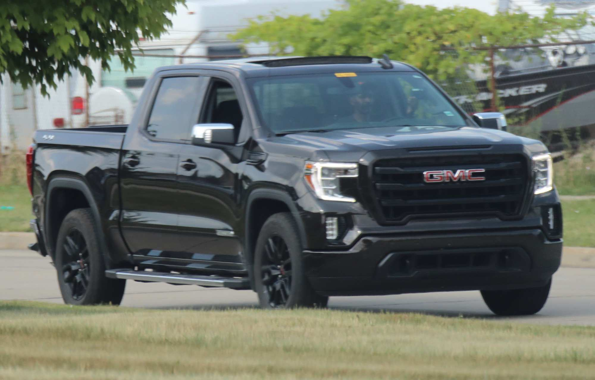 36 All New 2019 Gmc Sierra Release Date Concept And Review