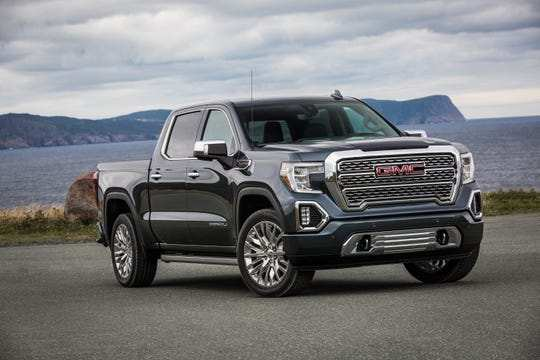 36 Best 2019 Gmc Sierra Release Date Specs And Review