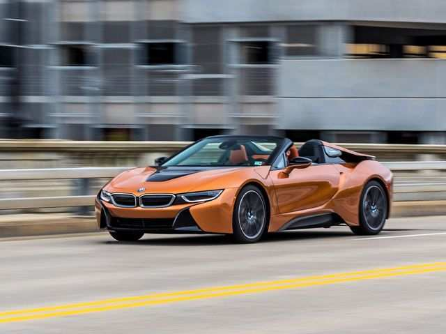 36 New 2019 Bmw I8 Roadster Review