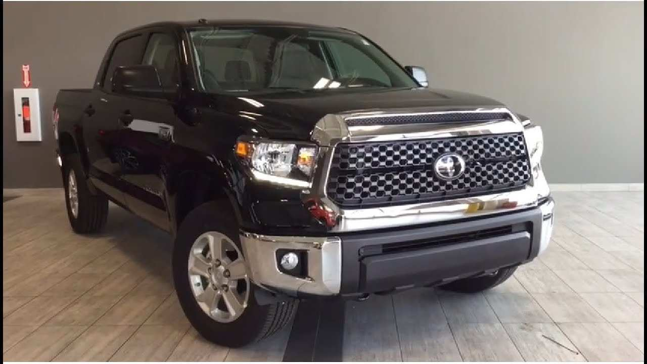 36 New 2019 Toyota Tundra Truck Price Design And Review