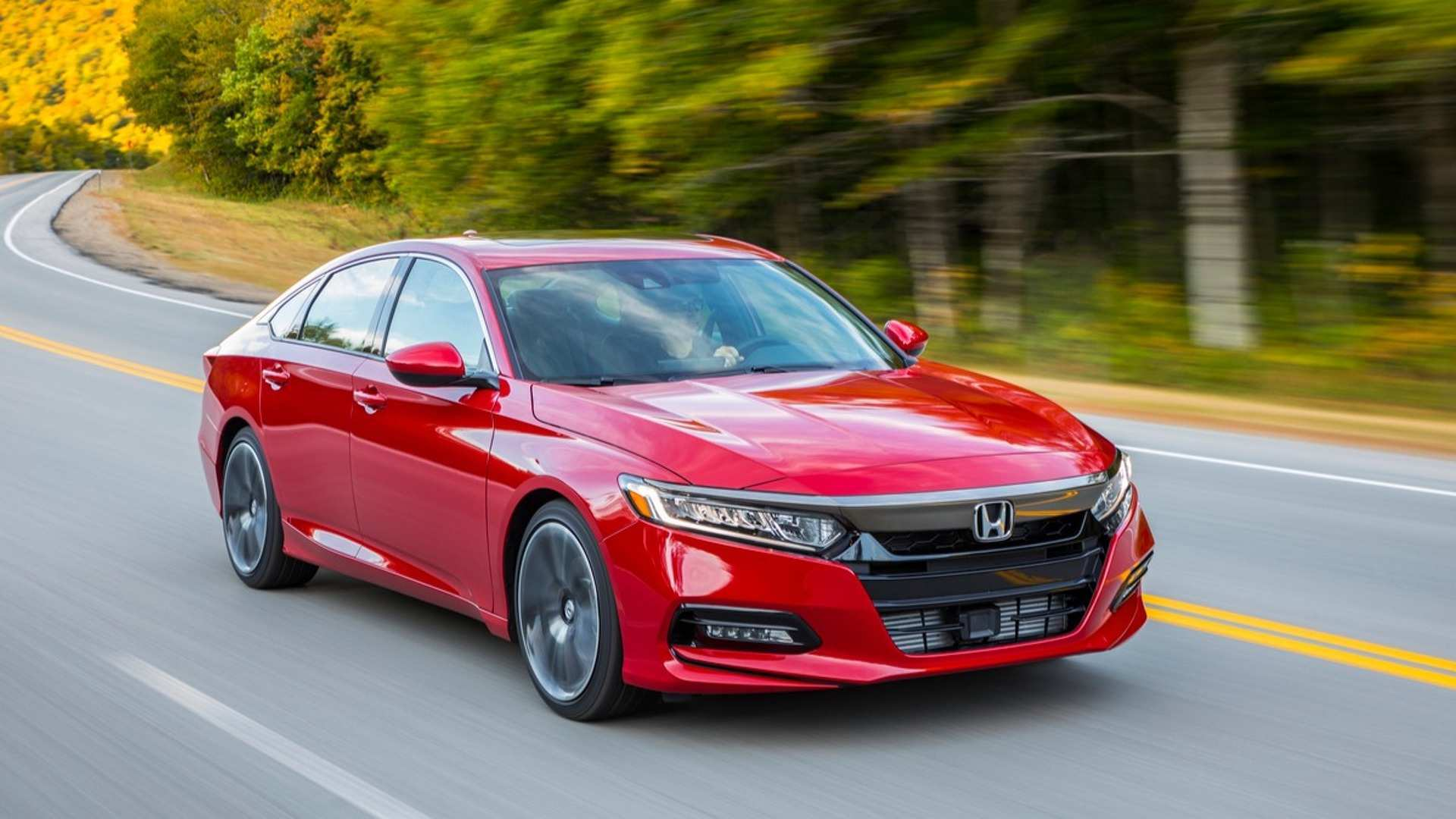 36 New 2020 Honda Accord Sedan Research New