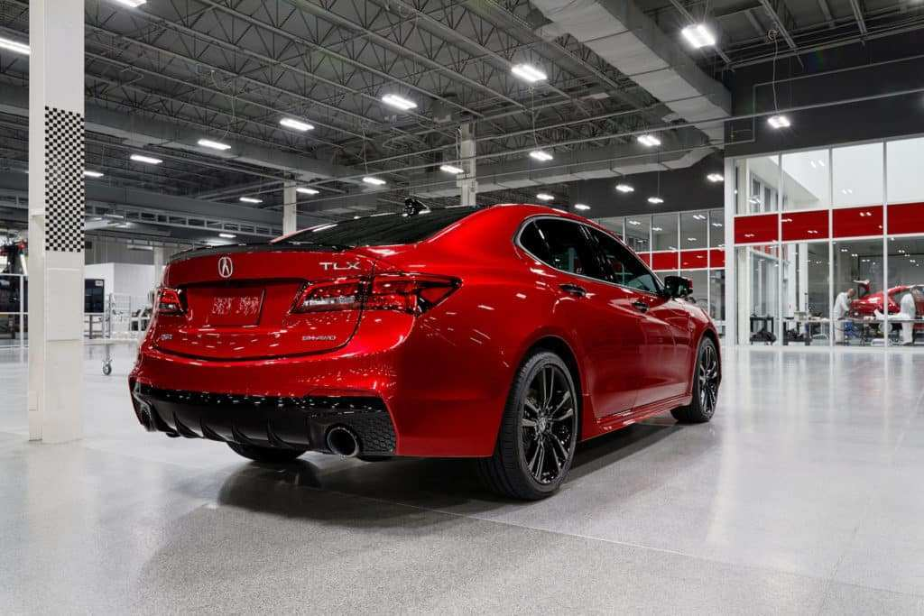 36 New Acura Tlx 2020 Price First Drive