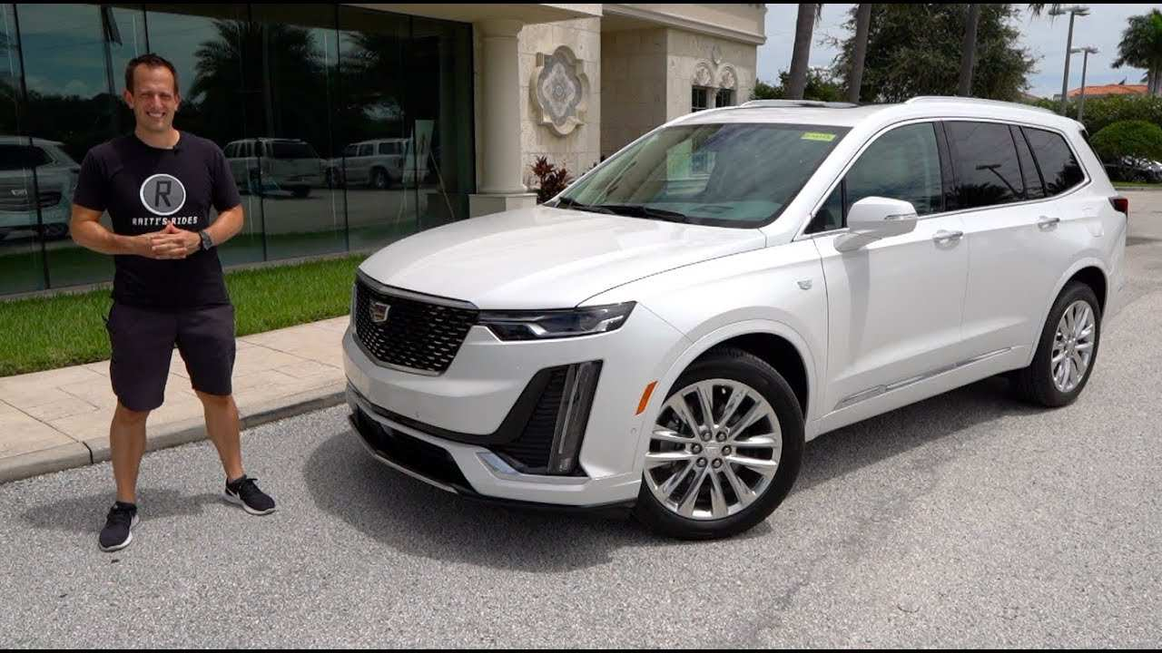 36 New Cadillac Xt6 2020 Youtube Release Date And Concept