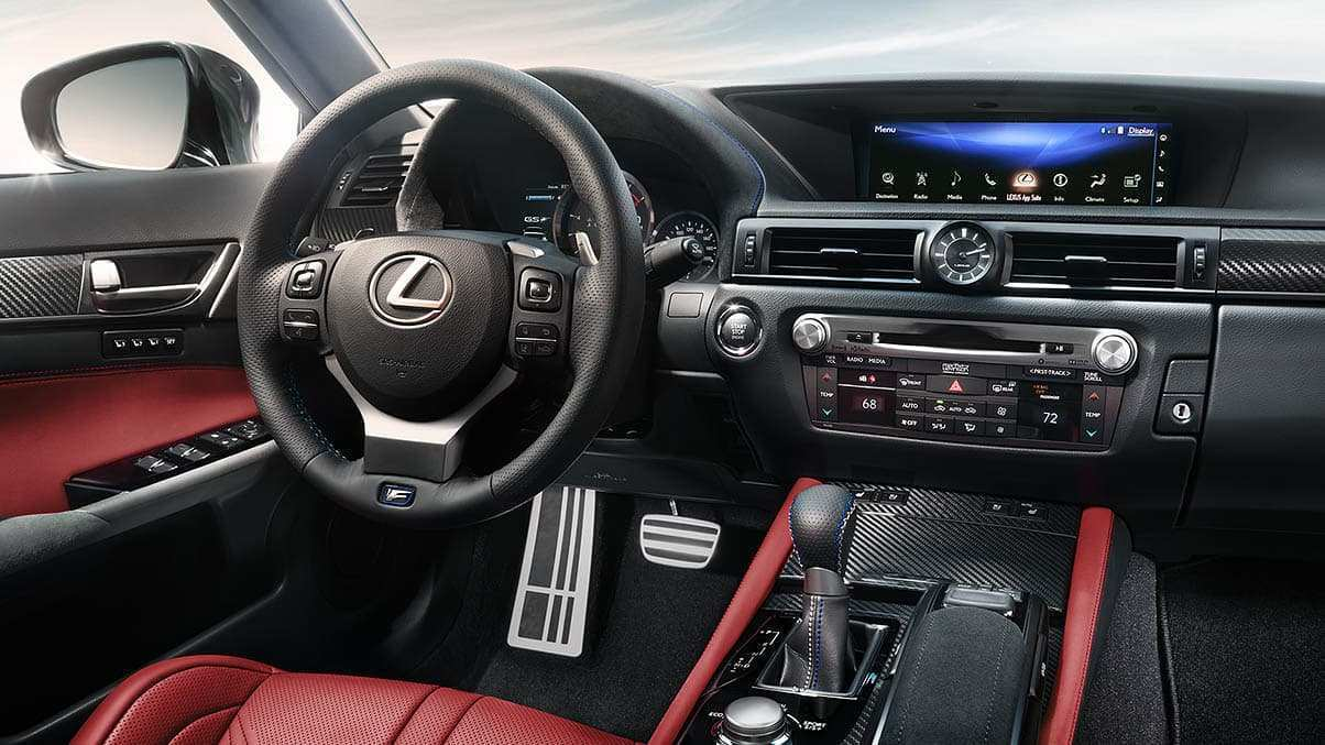 36 The 2019 Lexus Gs Interior Concept And Review