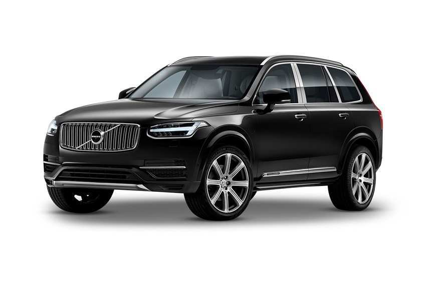 36 The 2019 Volvo Xc90 T8 Research New