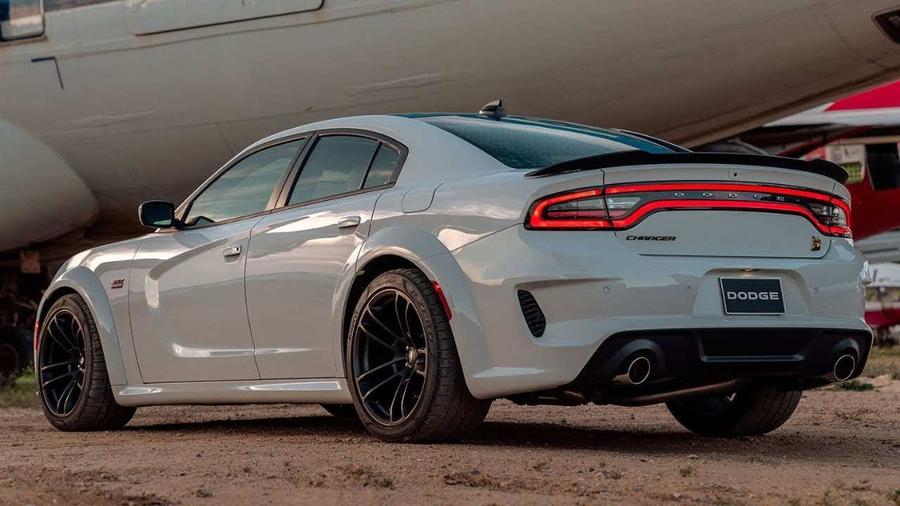 36 The 2020 Dodge Charger Scat Pack Widebody Price And Review