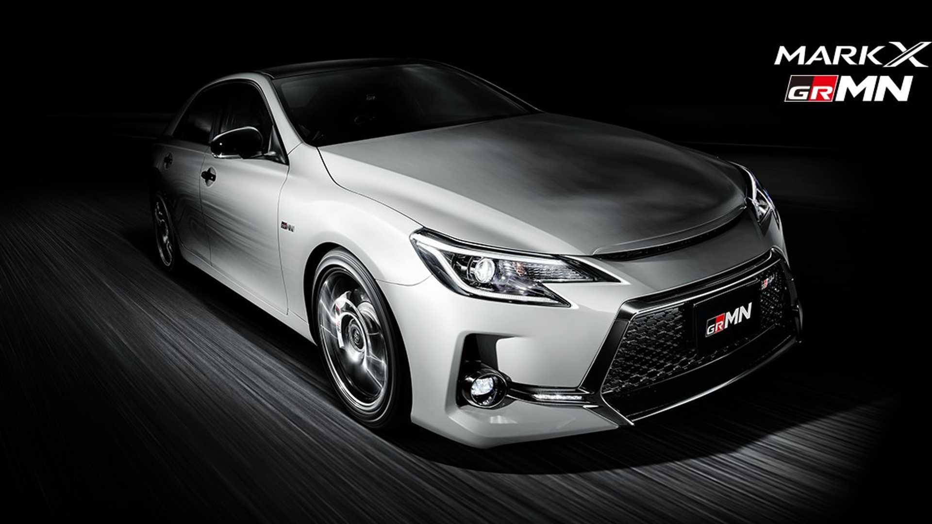 36 The Best 2019 Toyota Mark X Overview