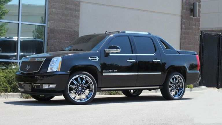 36 The Best 2020 Cadillac Escalade Ext New Review