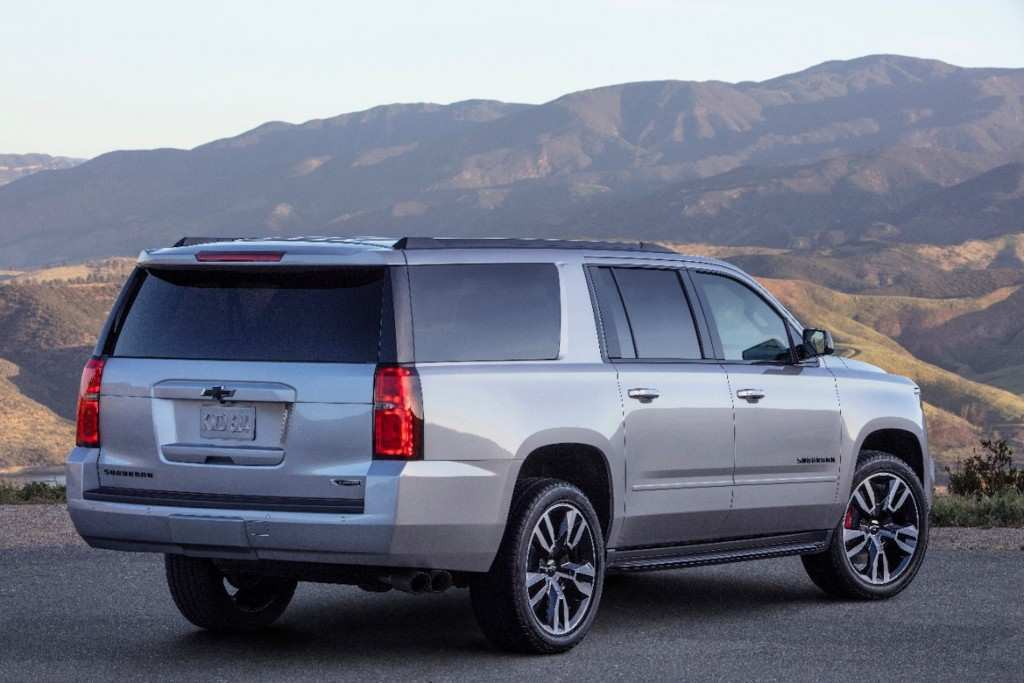 36 The Best 2020 Chevrolet Suburban Redesign Prices