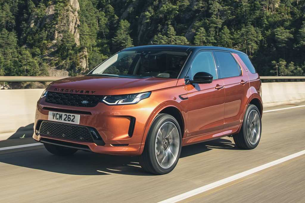 36 The Best 2020 Land Rover Discovery Sport Performance And New Engine