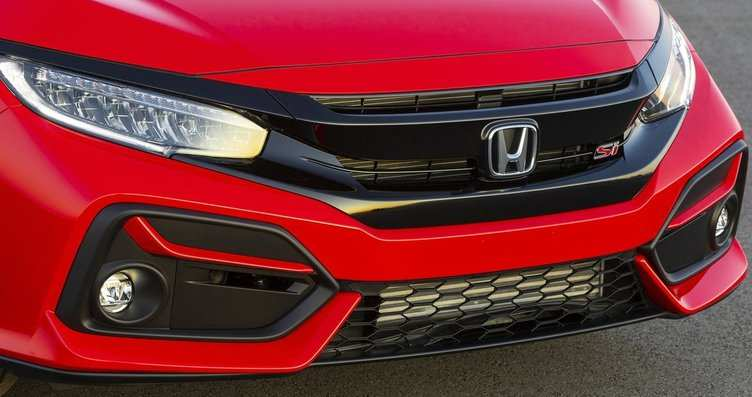 36 The Best Honda Si 2020 Redesign And Review