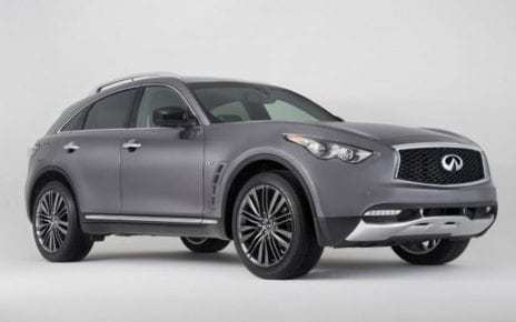 36 The Best New Infiniti Qx70 2020 New Review