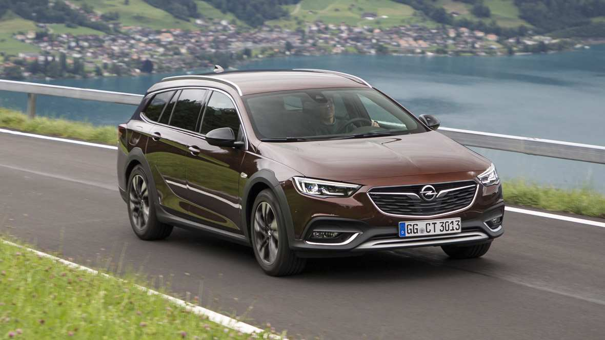36 The Opel Insignia Facelift 2020 Photos