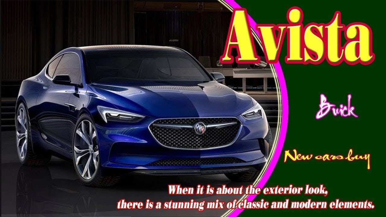 37 A 2020 Buick Avista Price And Release Date