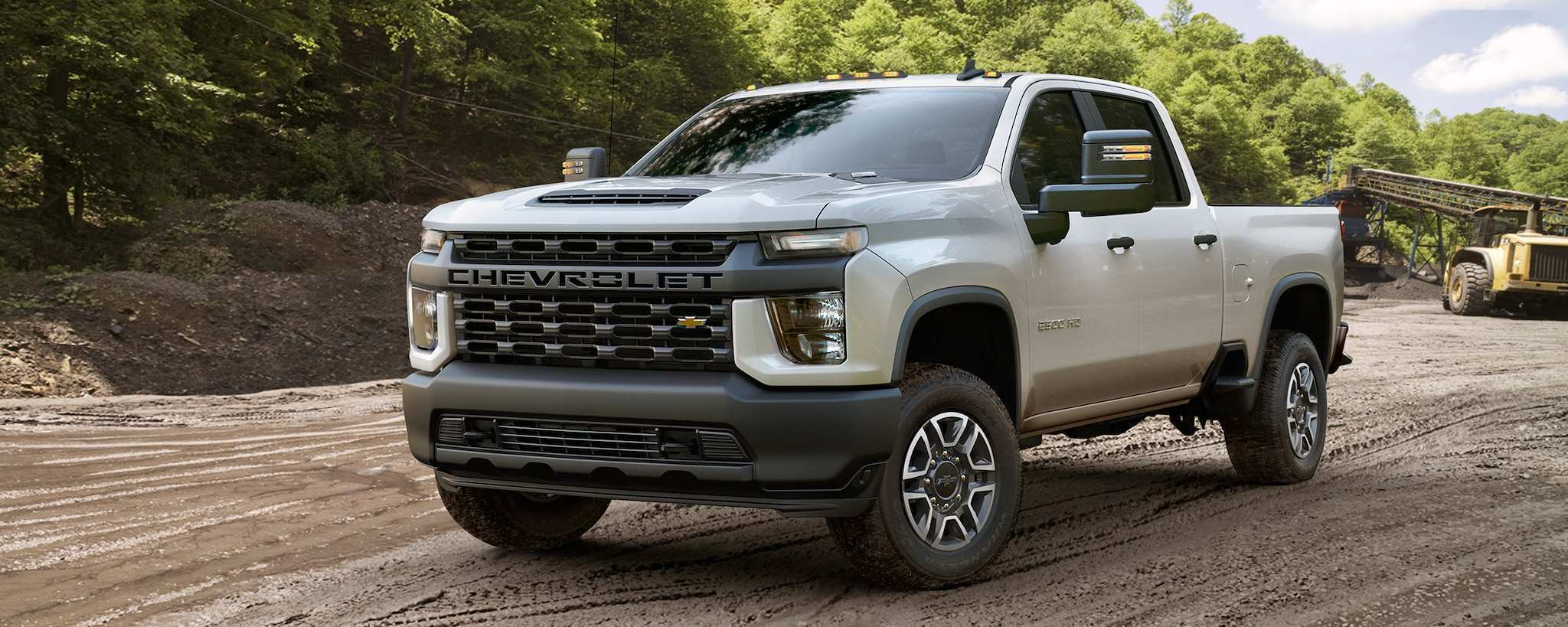37 A 2020 Chevrolet 2500 Ltz Release Date And Concept