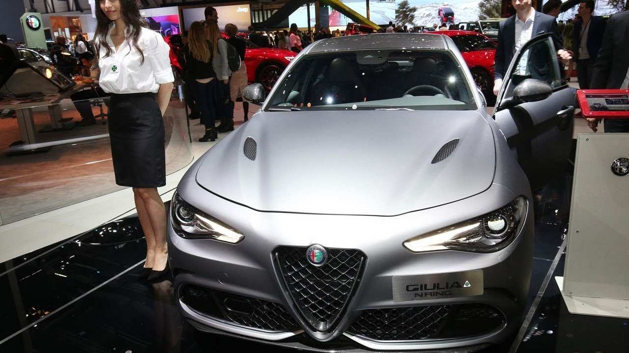 37 All New 2019 Alfa Quadrifoglio Spesification