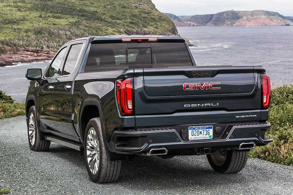37 All New 2019 Gmc Sierra Release Date New Concept