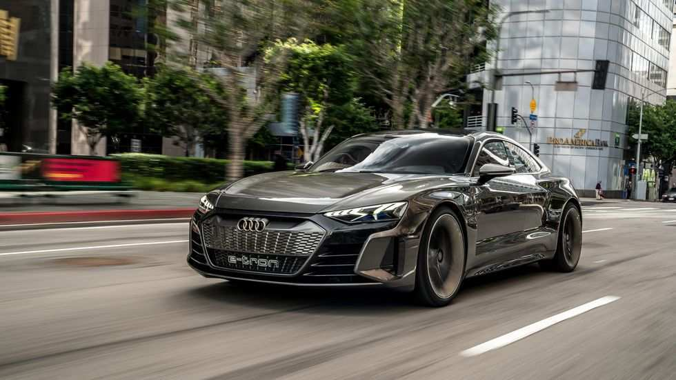 37 All New 2020 Audi E Tron Gt Redesign And Review