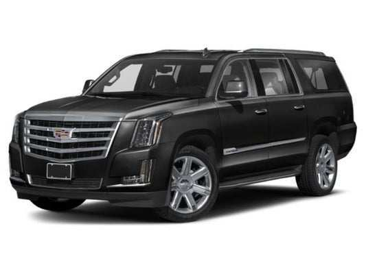 37 All New 2020 Cadillac Escalade Ext First Drive