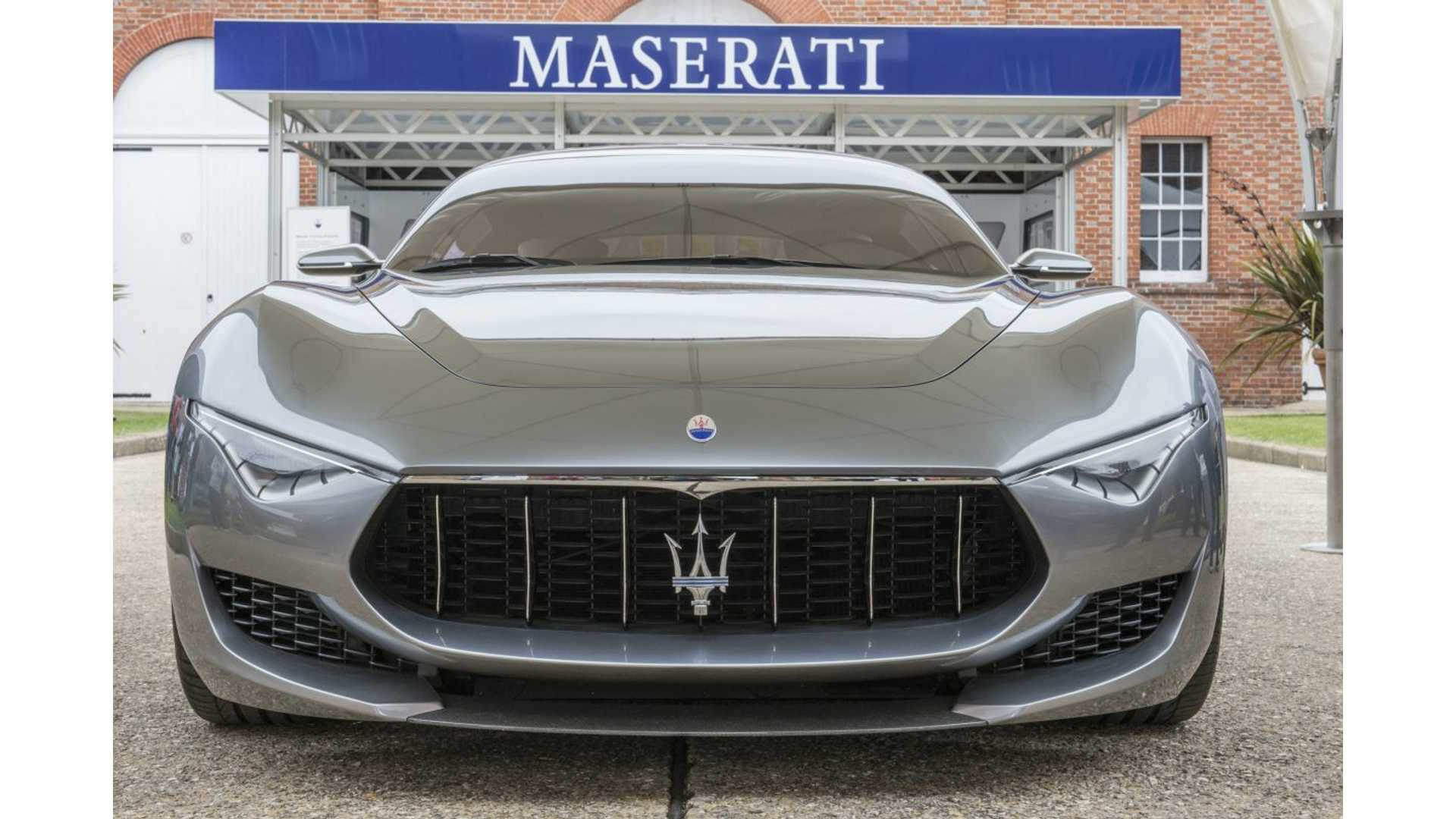 37 All New Maserati Electric 2020 Release