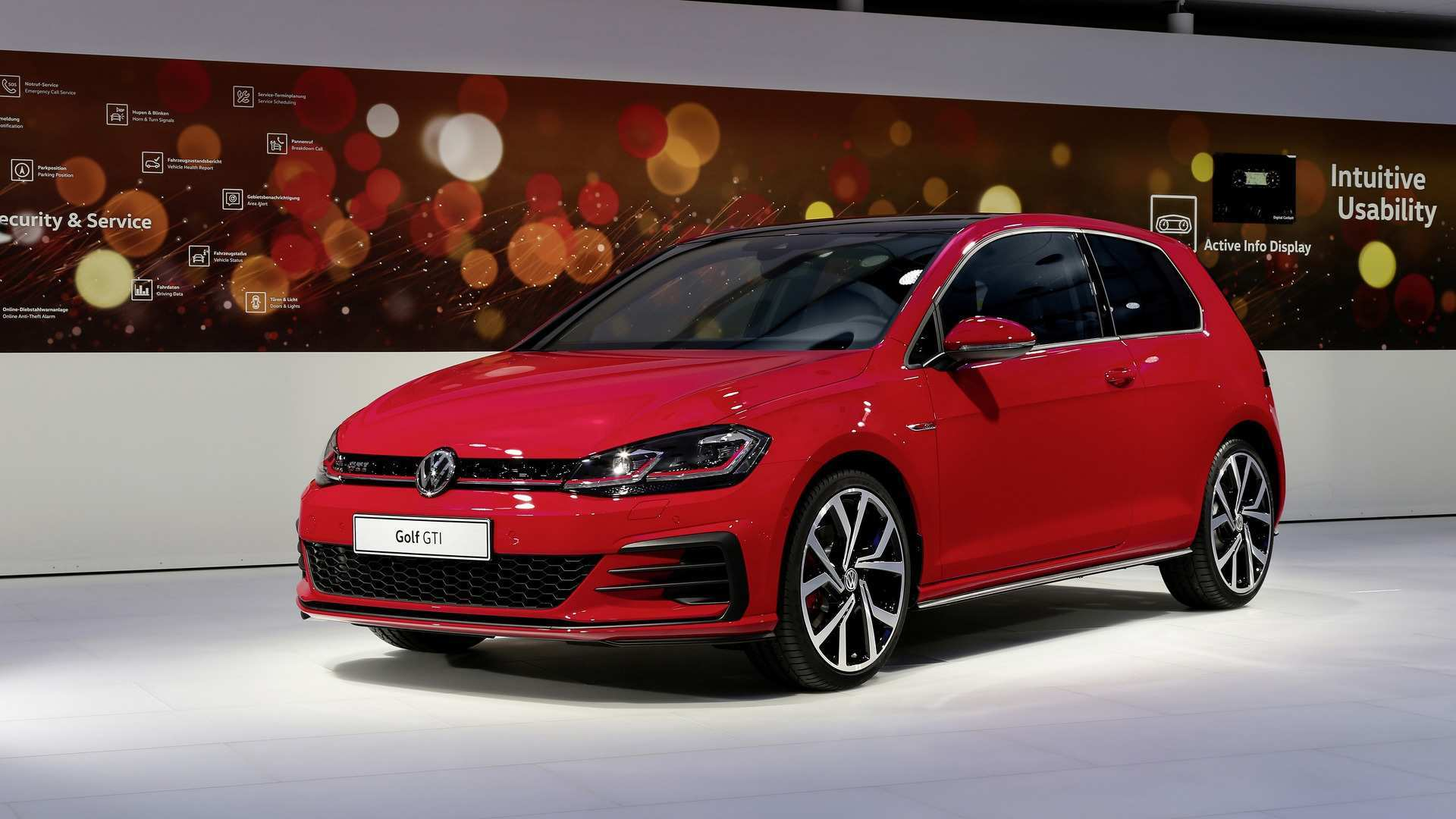37 All New Volkswagen Golf Gtd 2020 Model