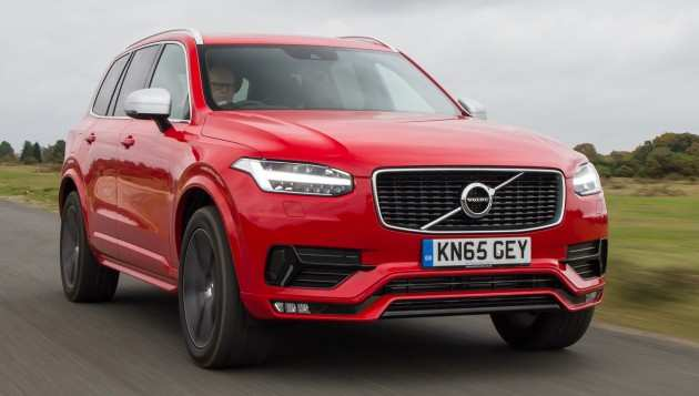 37 All New Volvo 2020 Pledge Spy Shoot