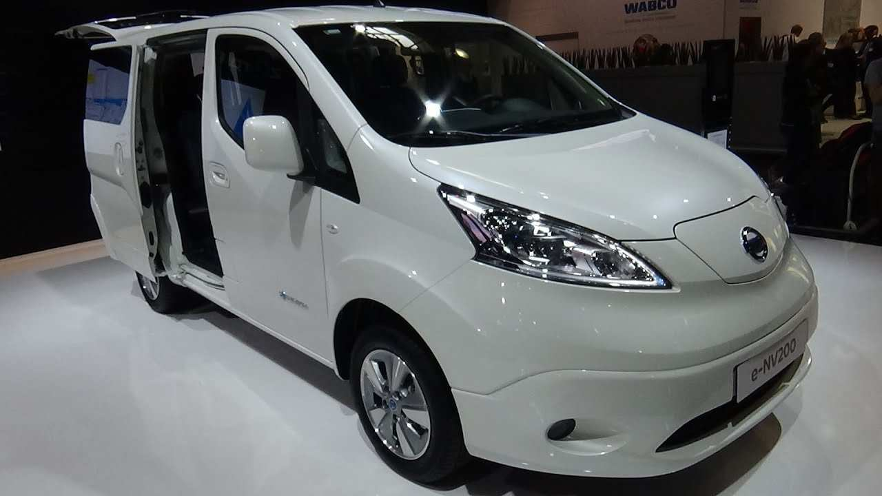 37 Best Nissan E Nv200 Evalia 2020 Redesign And Review
