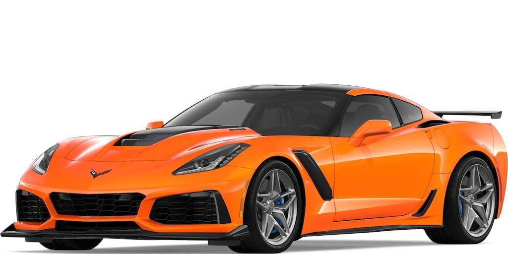 37 New 2019 Chevrolet Zr1 Price Redesign